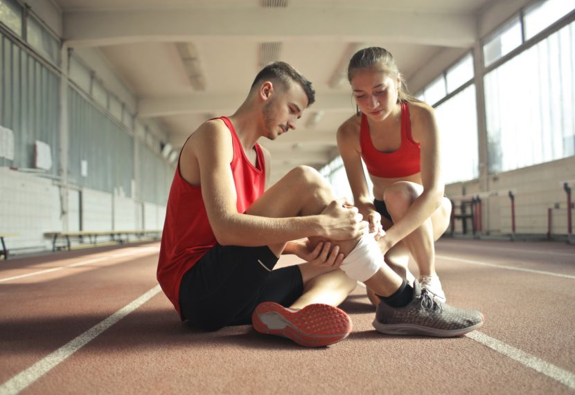 Sports Injuries and Recovery With Medical Cannabis